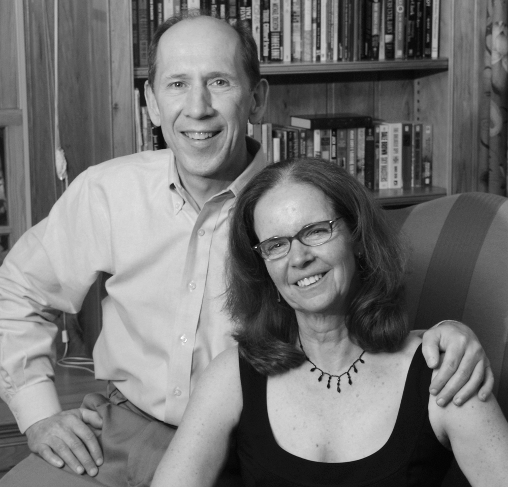 Ken French '75 and his wife, Vickie