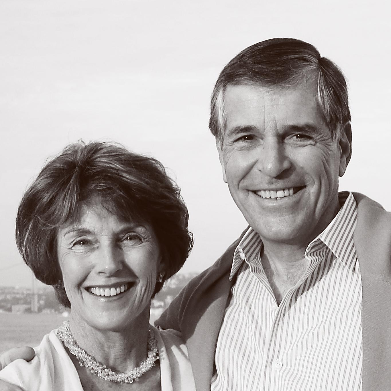 Sharon and James Maida '85 '17P '19P