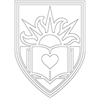 Lehigh Shield coloring page preview